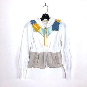 [Anthropologie] Sparrow Full Zip Hoodie Sweatshirt
